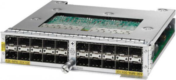 Refurbished netwerkapparatuur